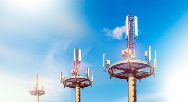 Tours de télécommunication - Photo
