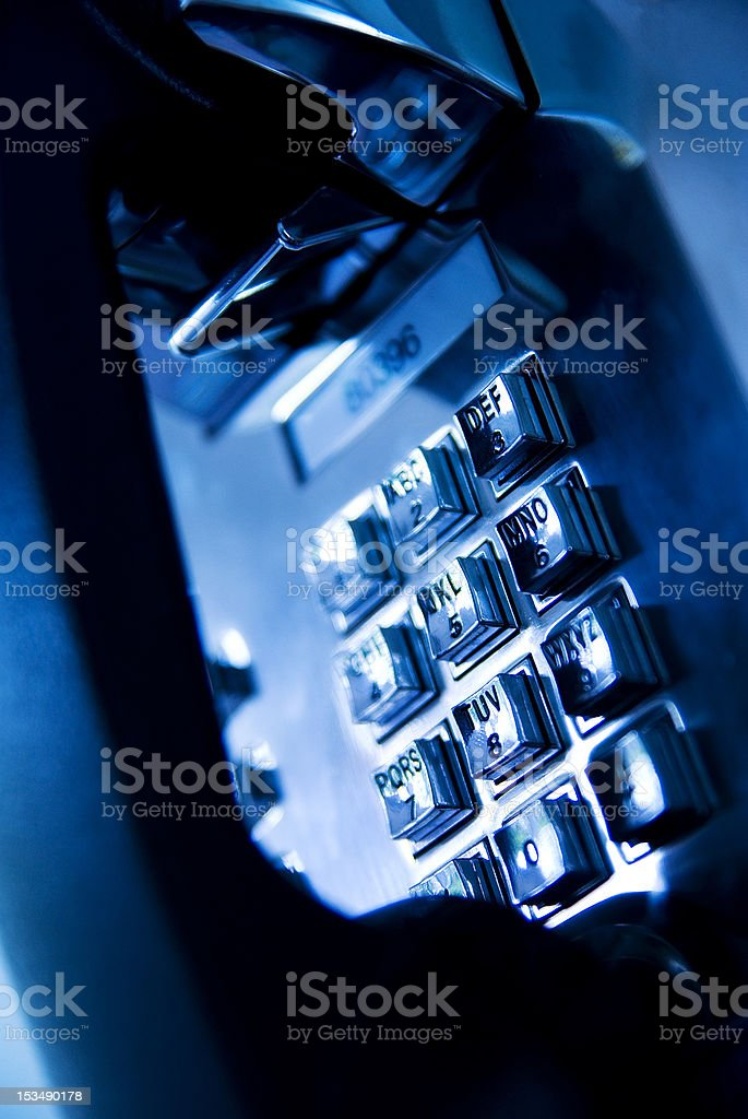 Telecommunications royalty-free stock photo