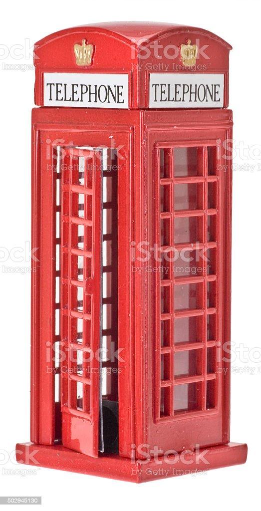Telephone directory aus England-Souvenir – Foto