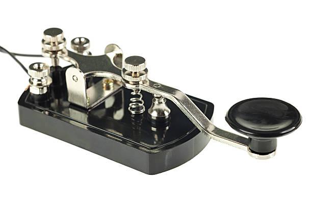 Telegraph Morse Key - Photo