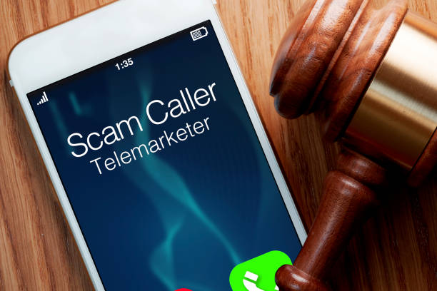 scammer is calling