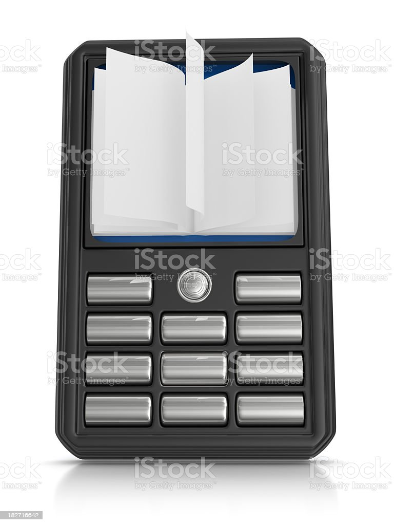 Telephone Book royalty-free stock photo