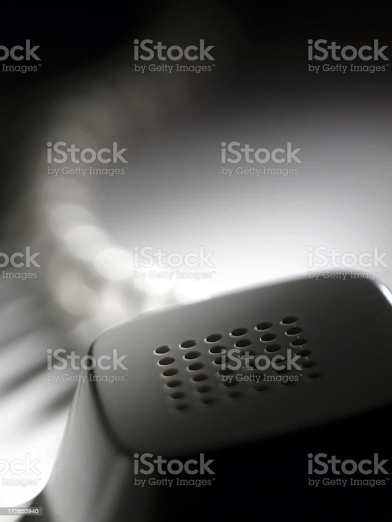 Telephone Communication royalty-free stock photo