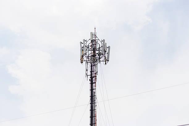 comunicazione segnale telefono - 4g foto e immagini stock
