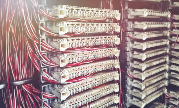telephone exchange in bangkok - call center стоковые фото и изображения