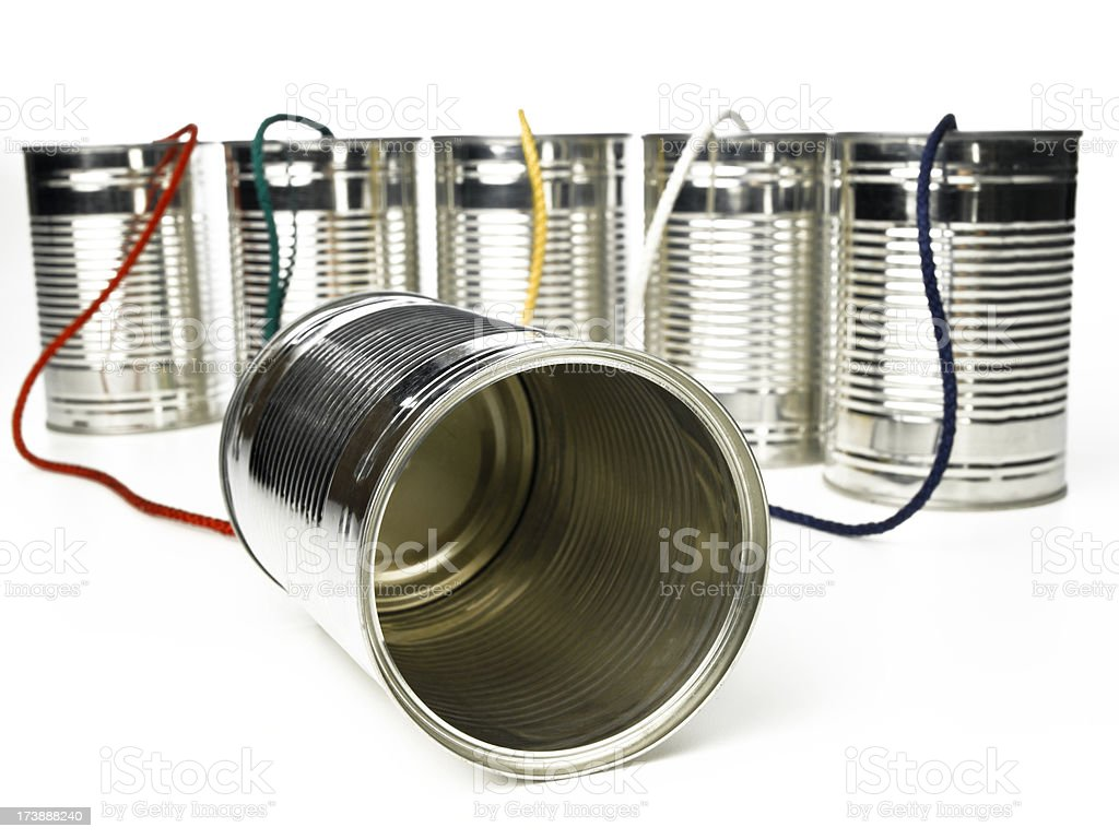 telephone exchange royalty-free stock photo