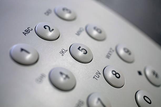 Telefon Tastatur 01 – Foto