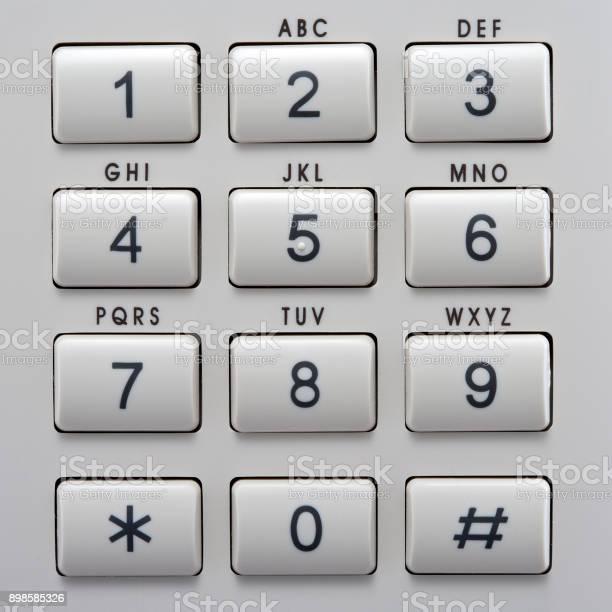 Telephone keypad with buttons picture id898585326?b=1&k=6&m=898585326&s=612x612&h=ds r6uqpowa5ryinyjpuhquzb5 bxdqkkgll 7zgimw=