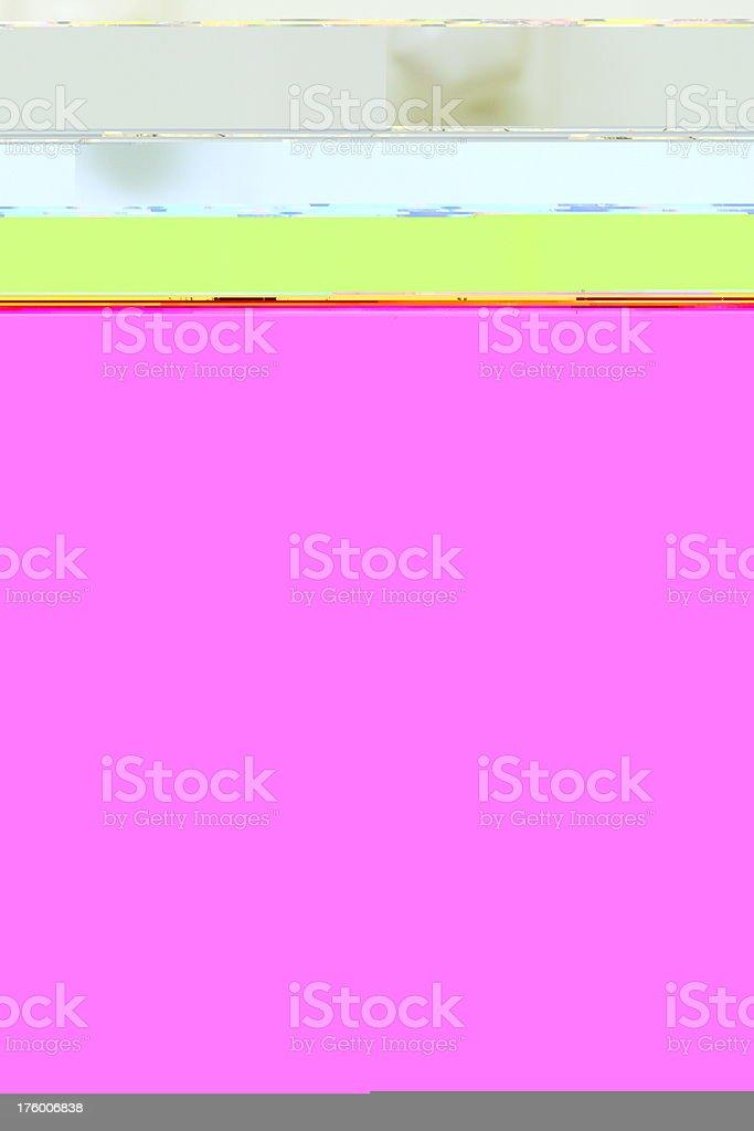 Telephone Landline Polka Dot Decor royalty-free stock photo