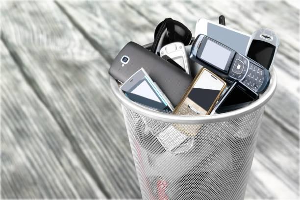 telephone. - obsoleto foto e immagini stock