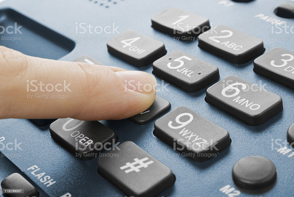 telephone royalty-free stock photo