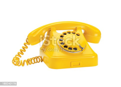 istock Telephone (Click for more) 185240178