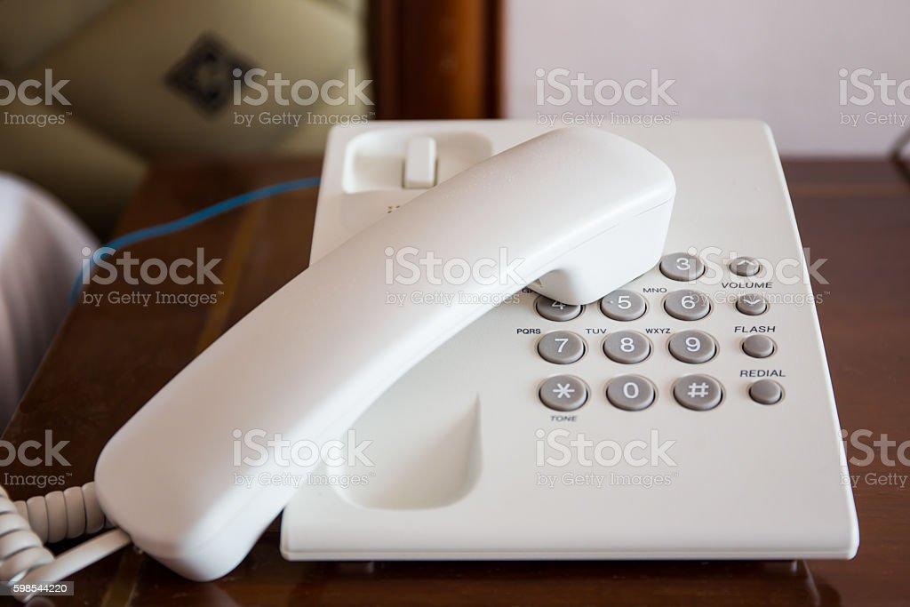 Un téléphone  photo libre de droits