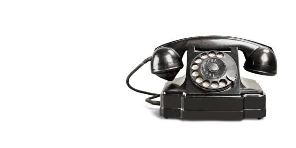 telefon. - nostalgie telefon stock-fotos und bilder