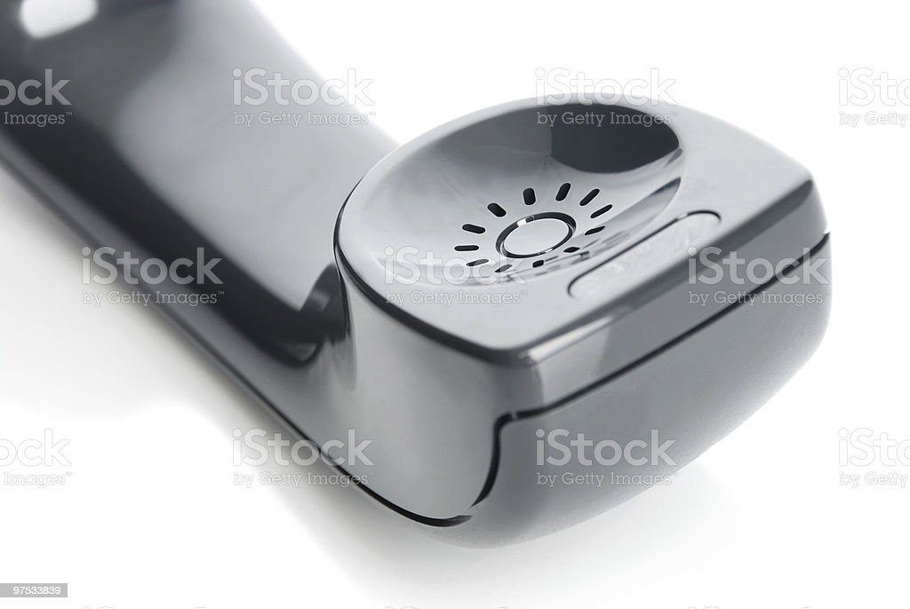 Telephone royalty-free stock photo