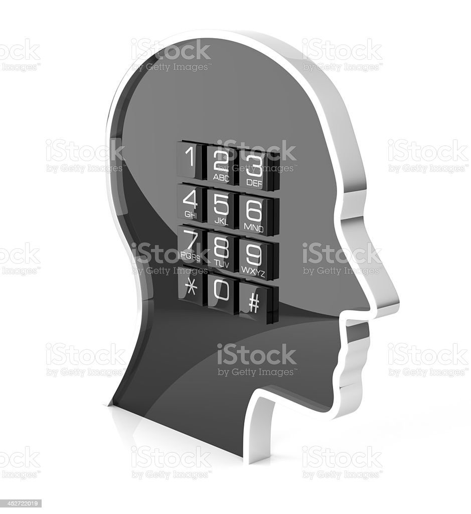 Telephone Support royalty-free stock photo