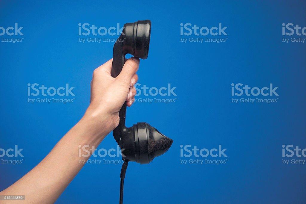 Telephone1 stock photo