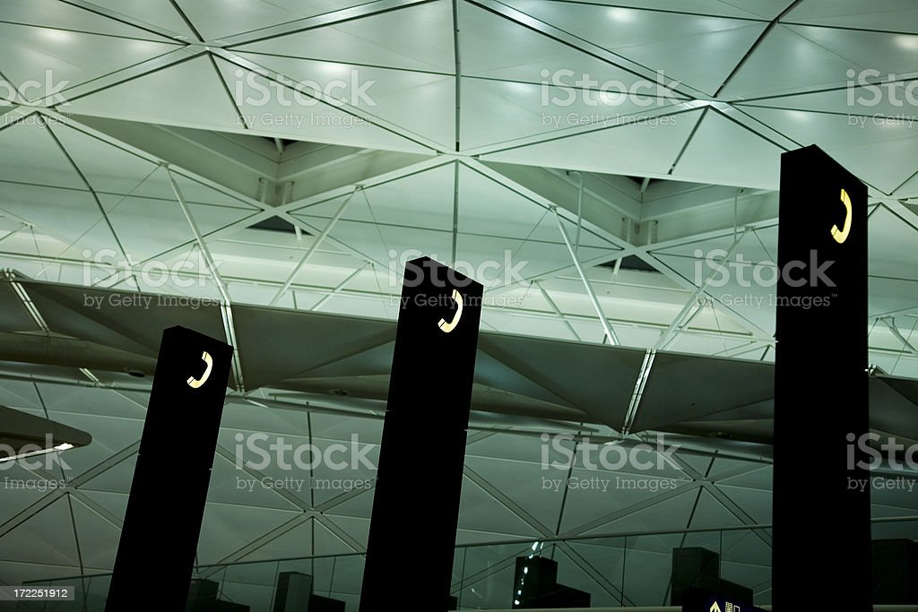 Telephono royalty-free stock photo