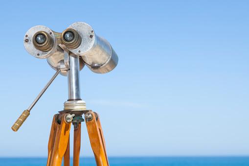 Telescope by Ocean