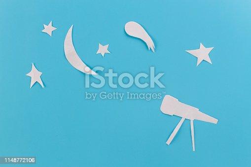 istock Telescope for astronomy 1148772106