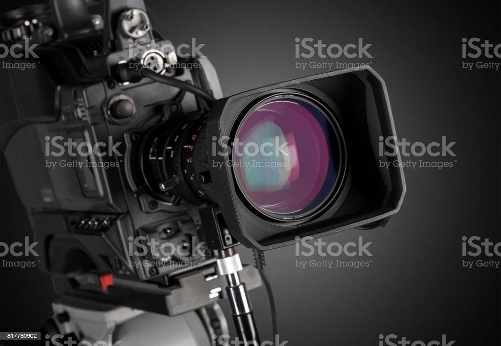 Television. stock photo