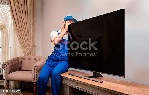 Television Set, Satellite TV, Installing, Repairing, Service