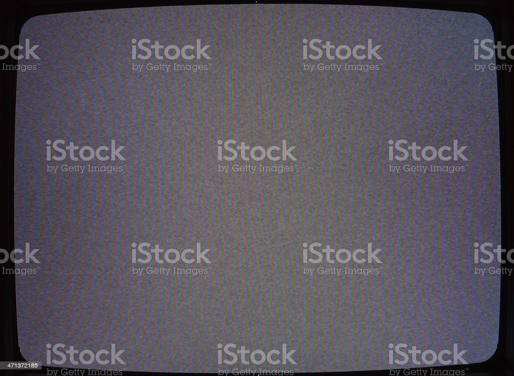 Television Texture stock photo