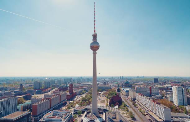 Fernsehturm Berlin – Foto