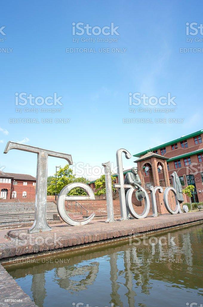 Telford stock photo