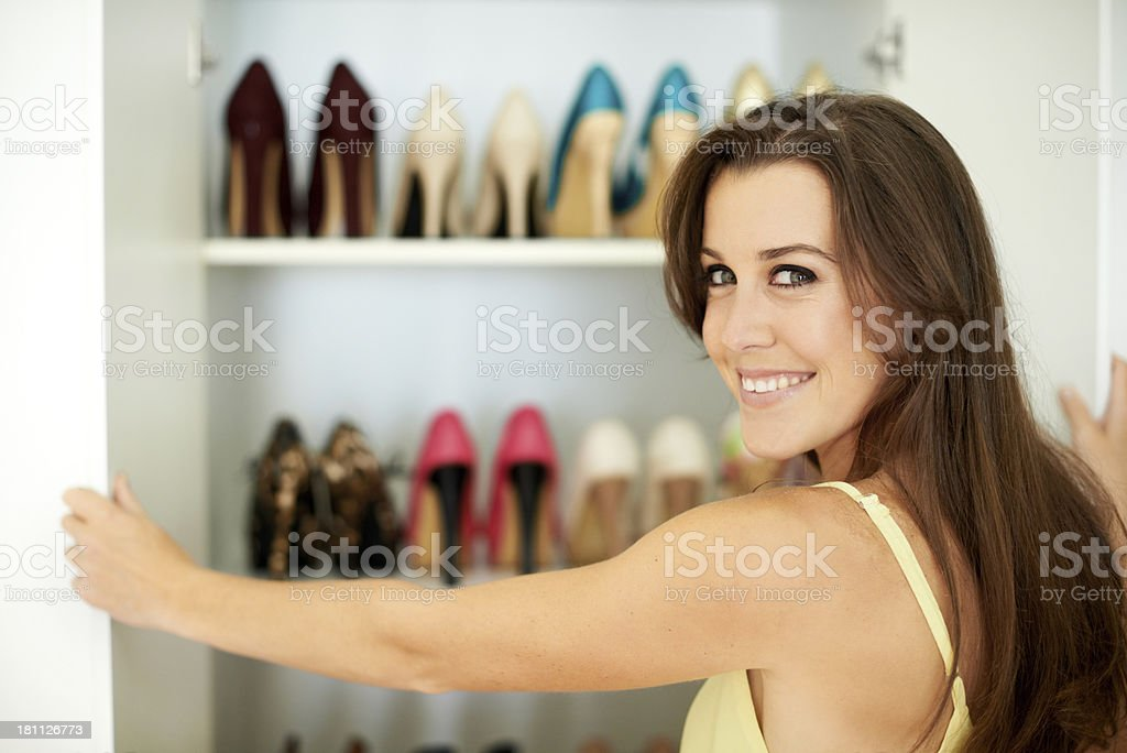 Tell me what you think... stock photo