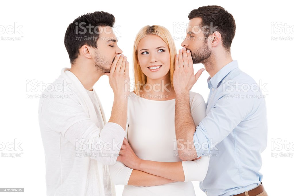 Image result for gossiping people istock