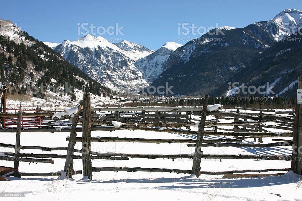 Telluride12 royalty-free stock photo
