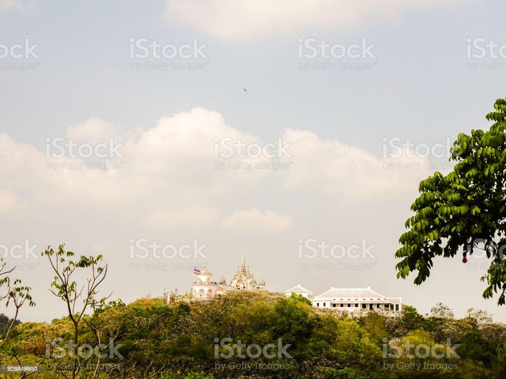 Tempelanlage Phetchaburi stock photo