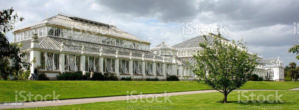 Temperate House dans les jardins de Kew - Photo