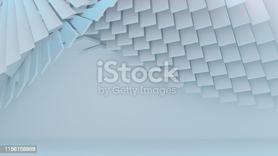 927247724 istock photo Template abstract empty architectural space 1156156959