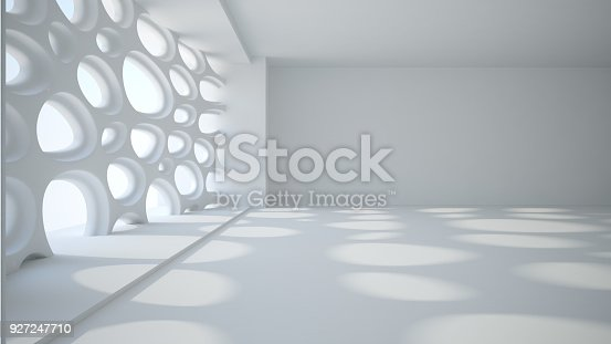 927247724 istock photo Template abstract empty architectural space 927247710