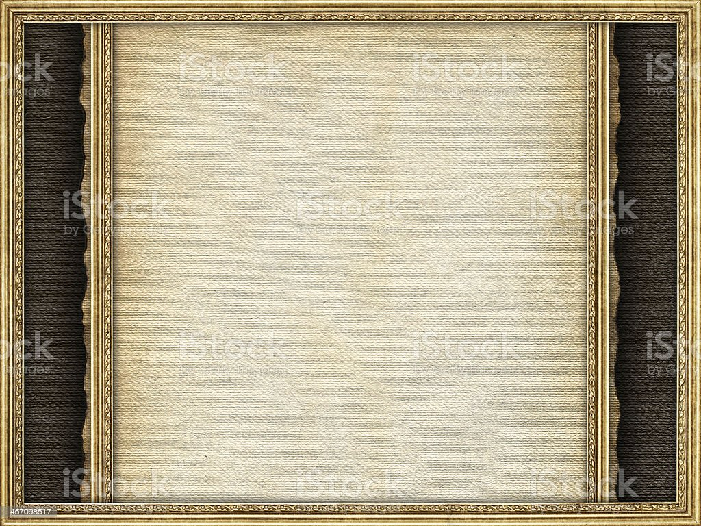 Template Background Paper Sheet And Picture Frame Stock Photo More