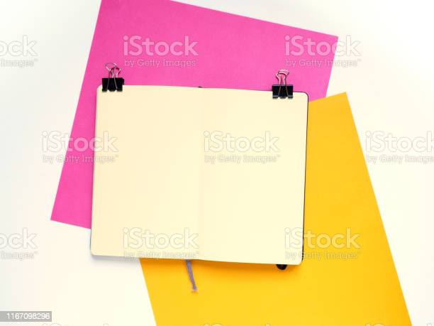 Template with blank notebook and drawing tools on white yellow and picture id1167098296?b=1&k=6&m=1167098296&s=612x612&h=bjgswovmtpmoeiyivpxwodgiu35y27otucq2eldwli4=
