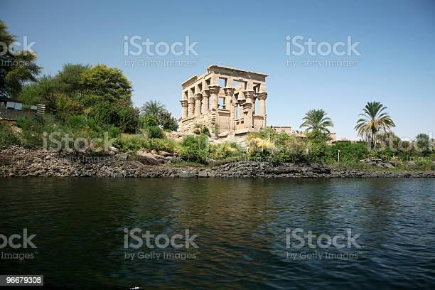 Tempel In Edfu Stockfoto und mehr Bilder von Afrika