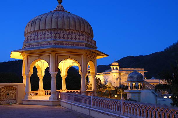 Temple in Jaipur - foto de stock