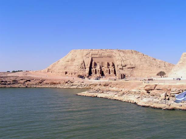 Tempel von Abu Simbel – Foto
