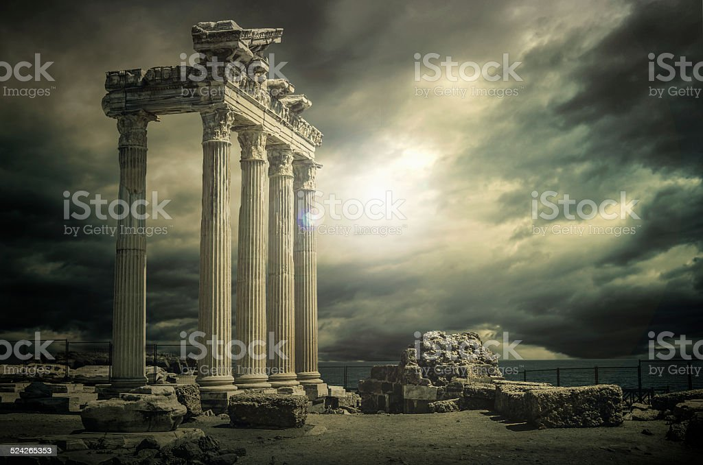 Temple d'Apollon - Photo