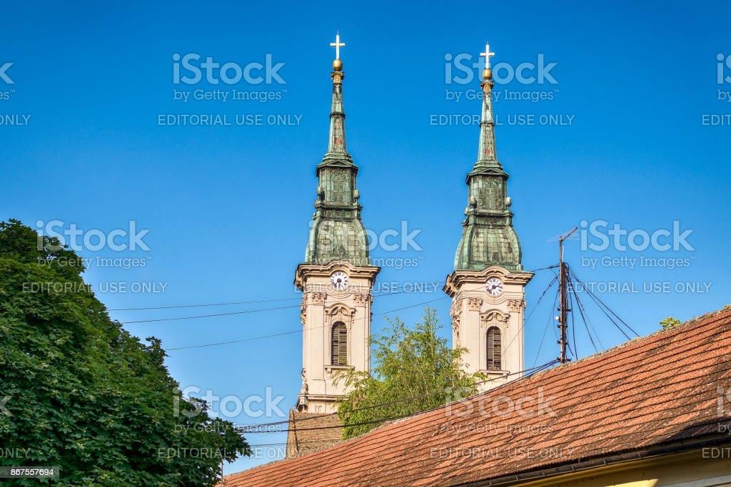 Temple de l'Assomption de la Sainte vierge dans Pancevo - Photo