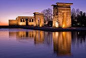 istock Temple of Debod 154399994