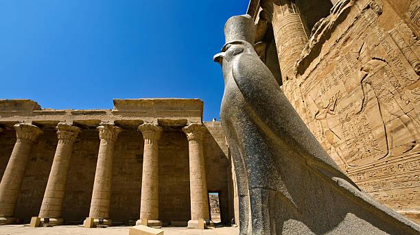 Tempel von Edfu – Foto