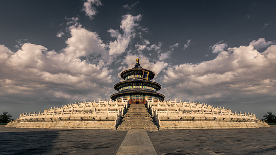 Temple Of Heaven Stock Photo - Download Image Now