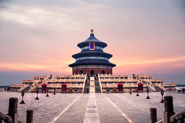 天壇 - 北京 ストックフォトと画像