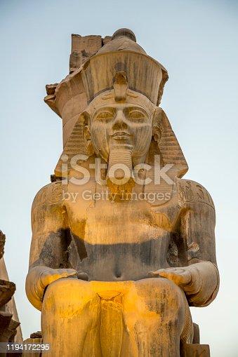 Temple of Luxor, Egypt, International Landmark, Luxor Museum