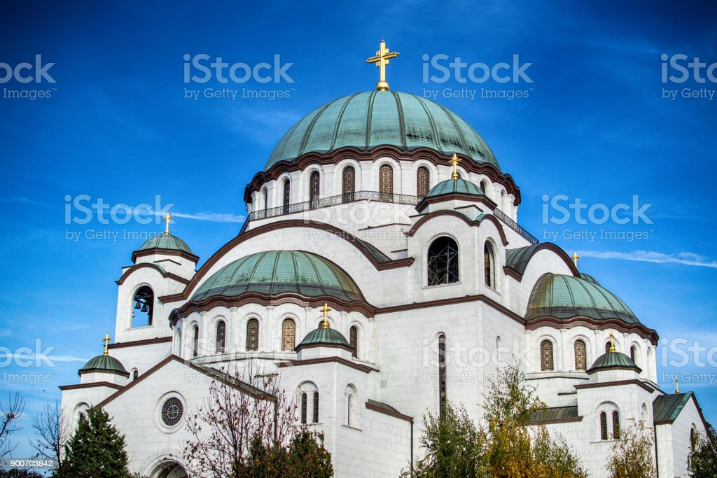 Temple de Saint Sava, Belgrade - Photo