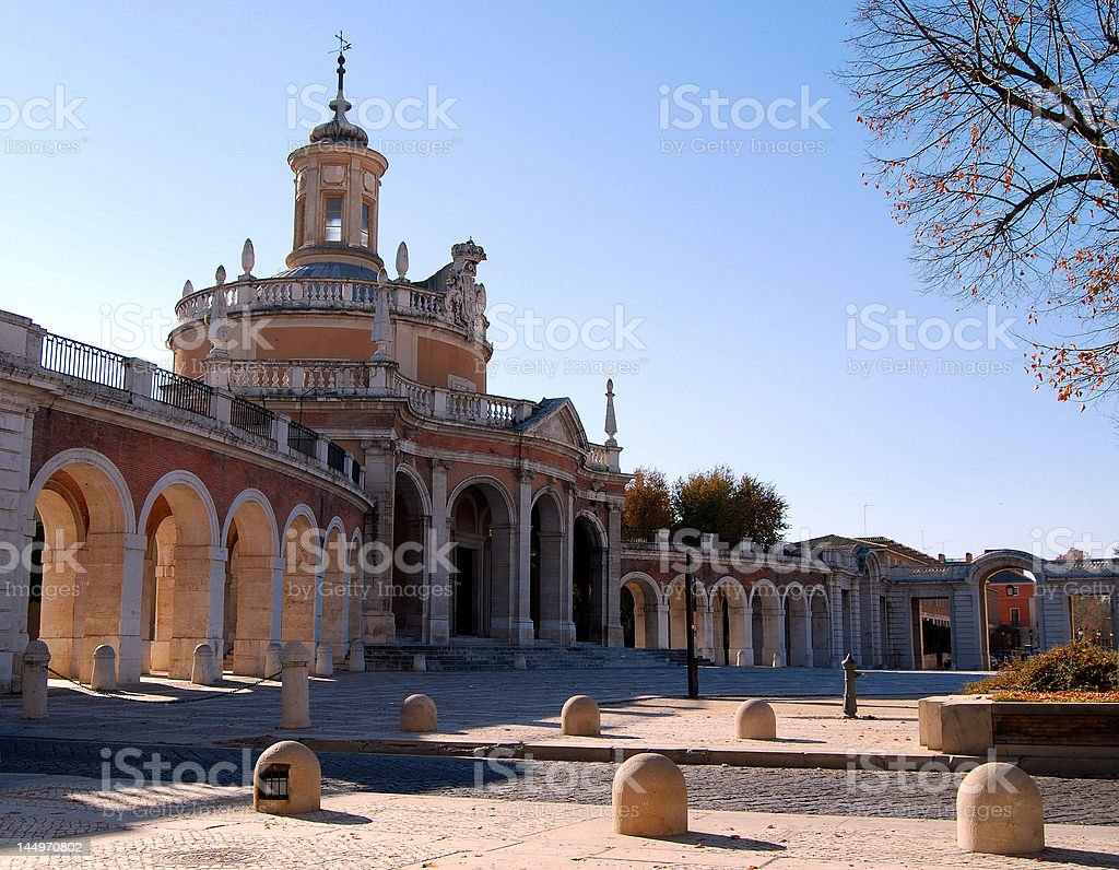 Templo de San Antonio - foto de stock